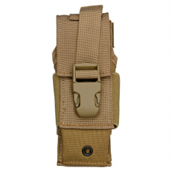 Нейлоновый чехол Gatco®Timberline Tactical Ballistic Nylon Dual Carry MOLLE Sheath GT20030